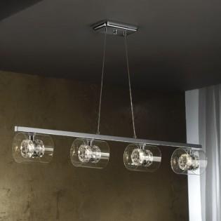Lámpara lineal Flash (4 luces)
