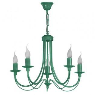 Lámpara clásica Mito (5 luces)