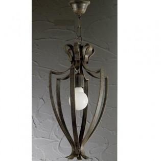 Lámpara rústica Sivas