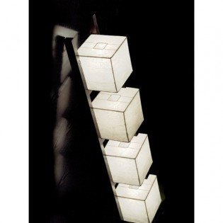 Lámpara de pie Skala de Anperbar (4 luces)