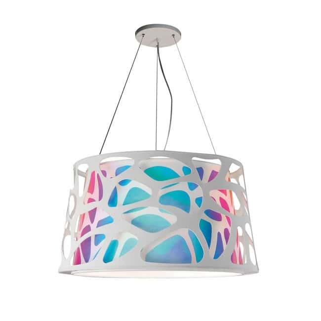 Lámpara suspensión Organic