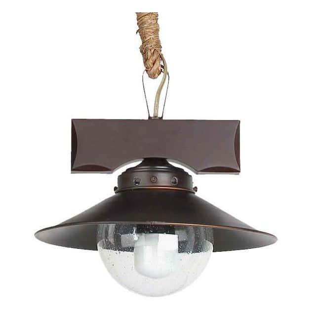 Lámpara naútica NUDOS