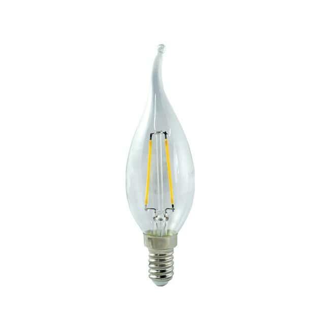 Bombilla filamento LED Vela (3W)