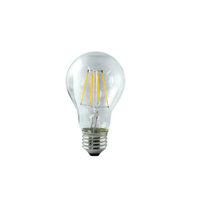Bombilla filamento LED (6W). Luz cálida.