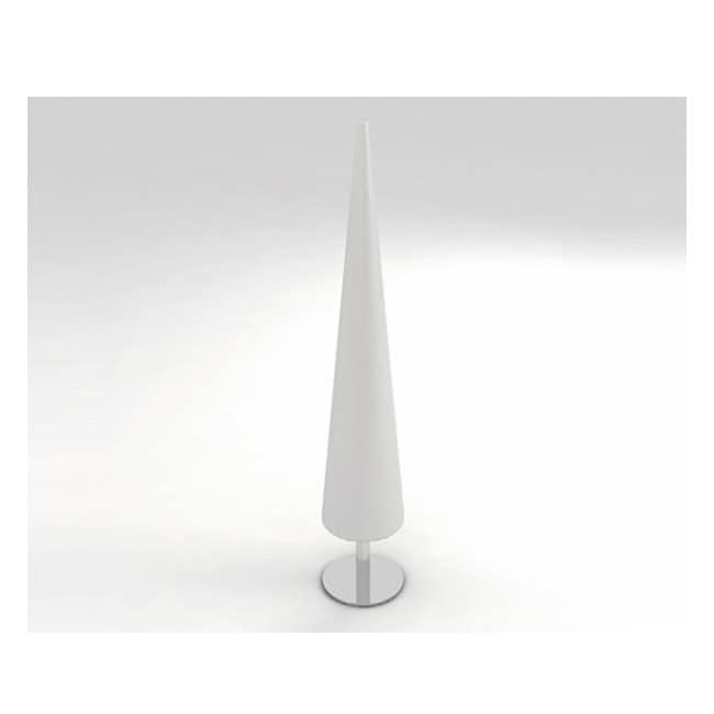 Lámpara con peana CONO alto (exterior)