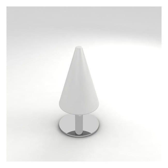 Lámpara con peana CONO bajo (exterior)