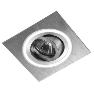 Kit Aret cuadrado aluminio (LED blanco)