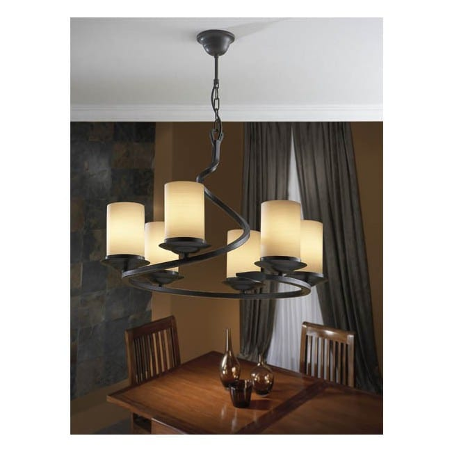 Lámpara Crisol (6 luces)