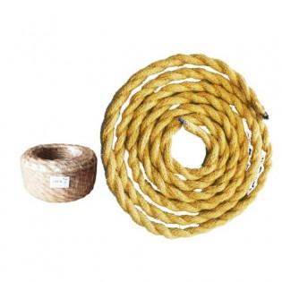 Cable cordón trenzado (25 m)