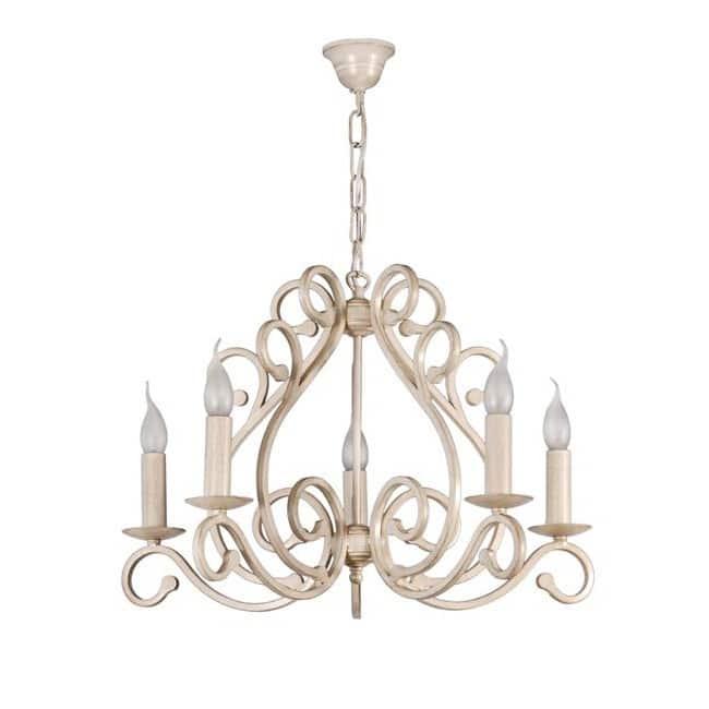Lámpara clásica Delma (5 Delma)