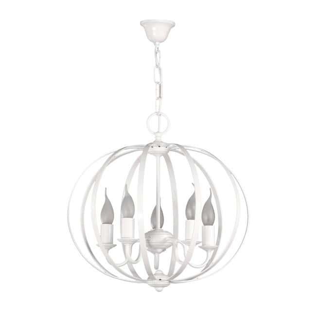 Lámpara rústica Dolo (5 luces)