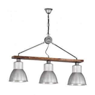 Lámpara industrial Domus (3 luces)