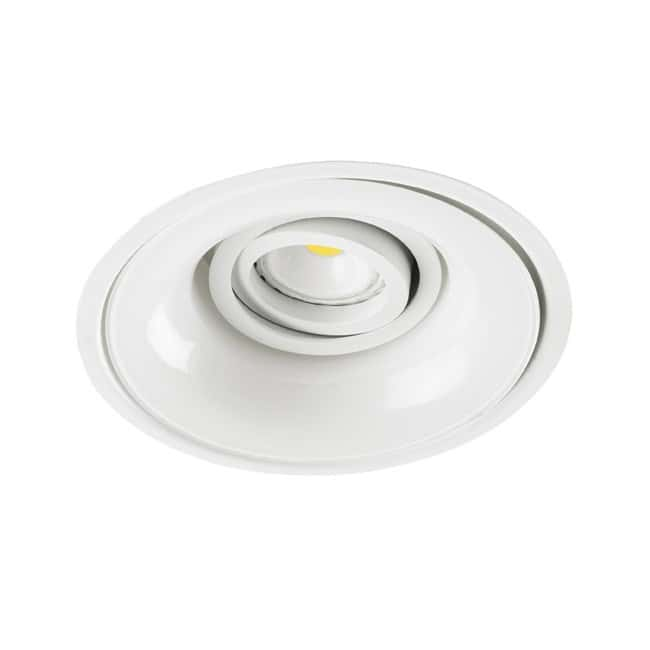 Kit empotrable Jade blanco (LED blanco frío)