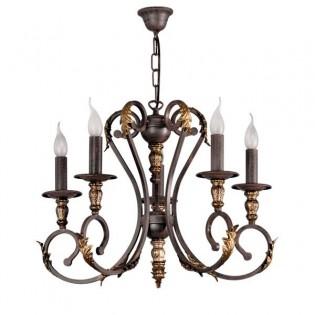Lámpara araña Irina (5 luces)
