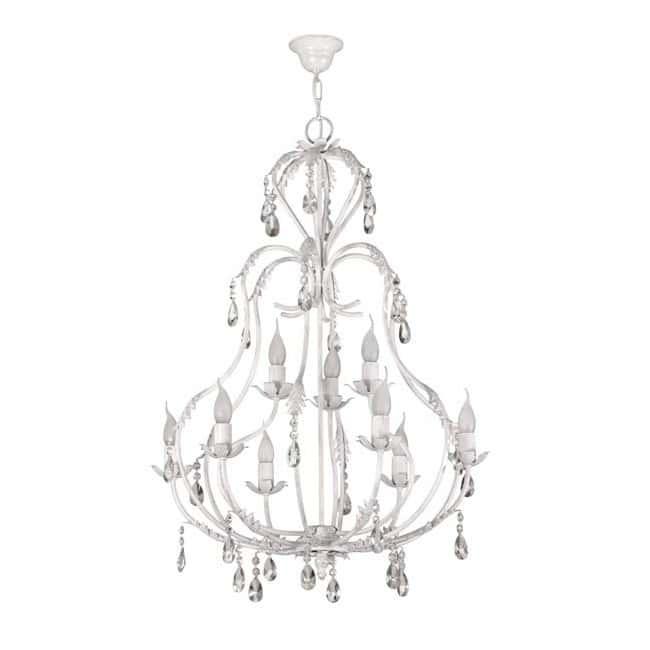Lámpara clásica luba (9 luces)