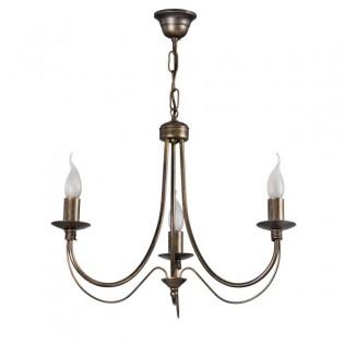 Lámpara clásica Mito (3 luces)