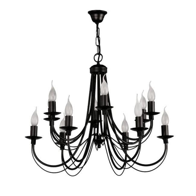 Lámpara clásica Mito (12 luces)