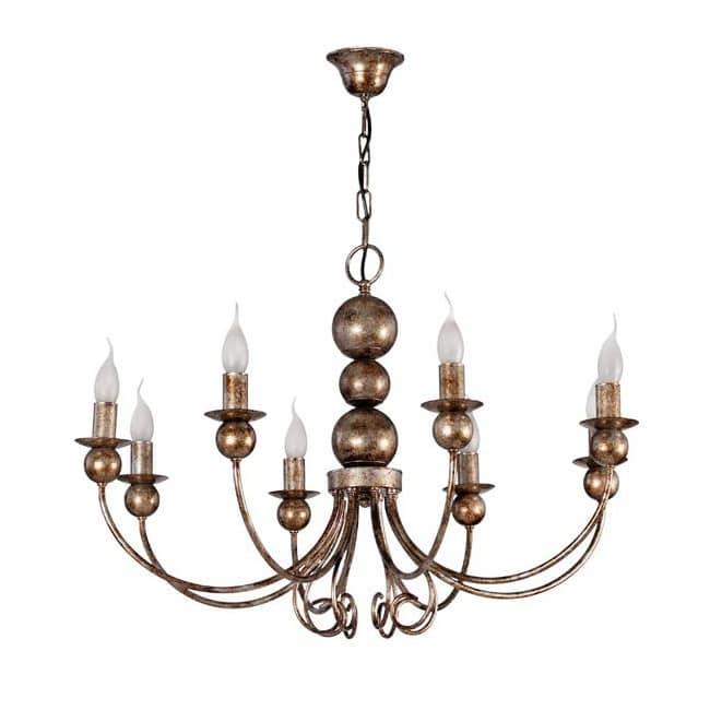 Lámpara clásica Nejar (8 luces)