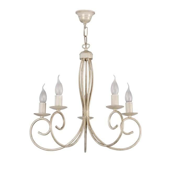 Lámpara rústica Pol (5 luces)