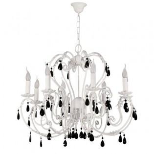Lámpara clásica Rodia (8 luces)