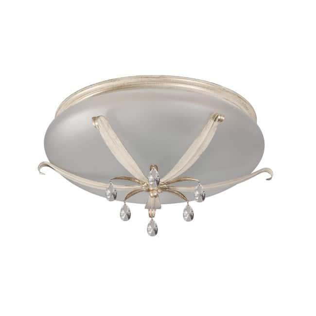 Plafón clásico Lenik (3 luces)