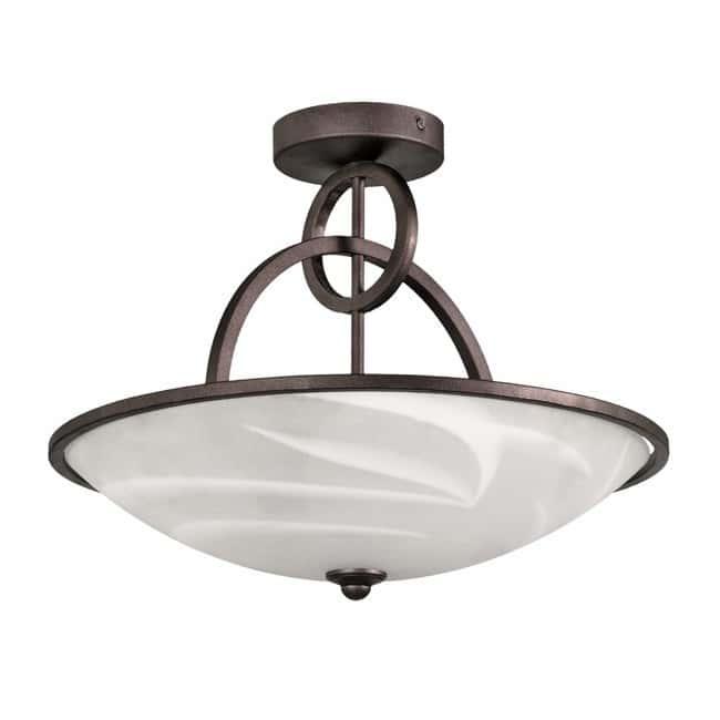 Lámpara plana Tenea (3 luces)