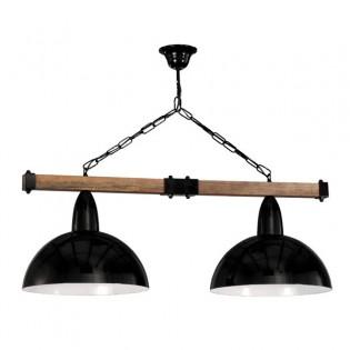 Lámpara industrial Tosi (2 luces)