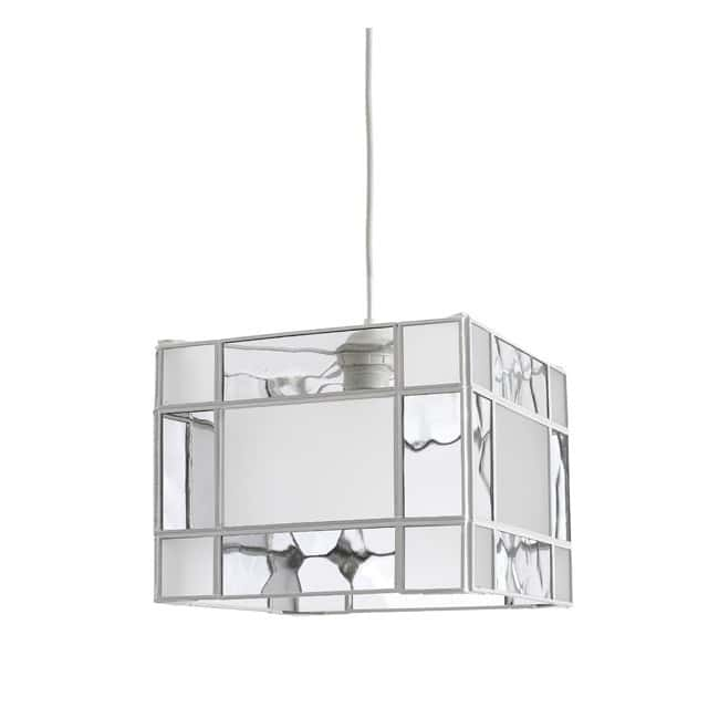 Lámpara Opal Sirrah (blanco)