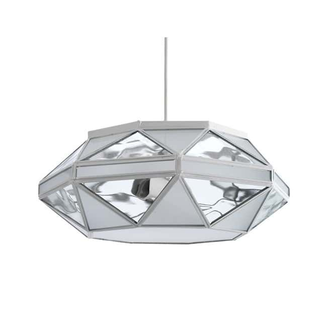 Lámpara Opal Apodis (blanco)