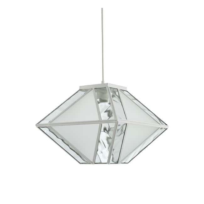 Lámpara Opal Caroli (blanco)