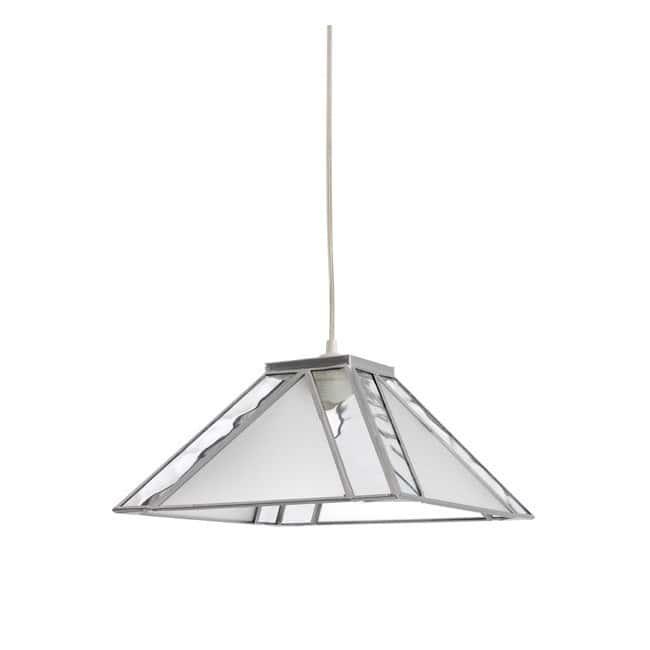 Lámpara Opal Caeli (plata)