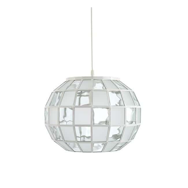 Lámpara Opal Altarf (blanco)