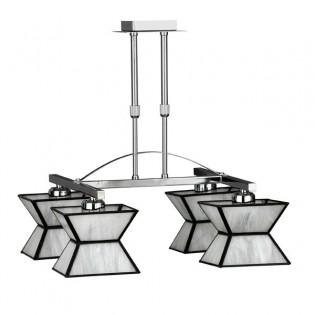 Lámpara Colgante Jara (4 luces)