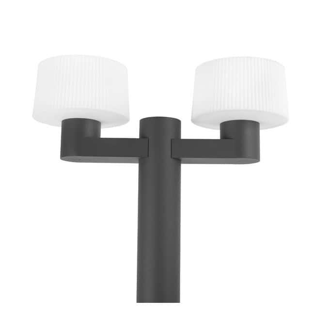 Farola exterior MUFFIN (2 luces)