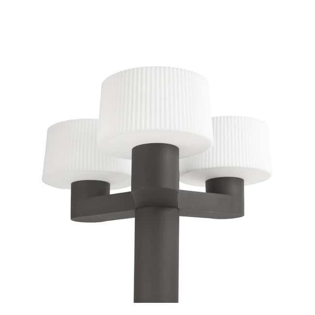 Farola exterior MUFFIN (3 luces)