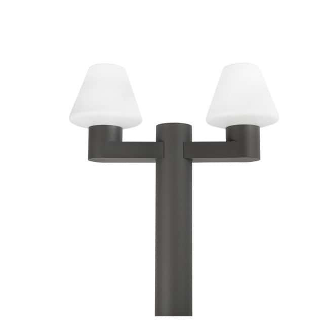 Farola exterior MISTU (2 luces)