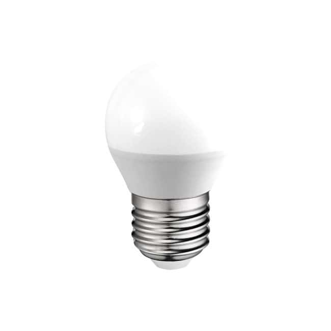 Bombilla Led Esférica E-27. 4W. 300Lm. Wonderlamp