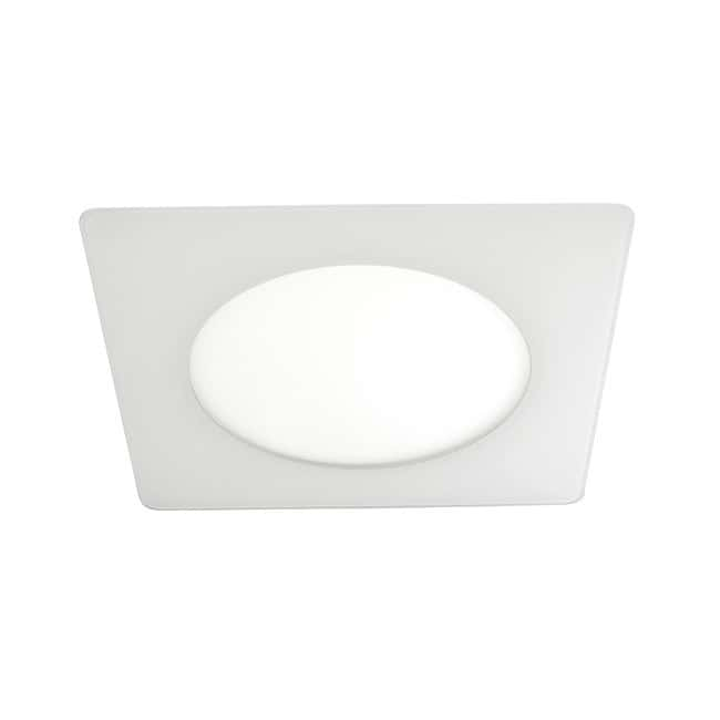 Downlight LED Extraplano cristal 20W (blanco) - Wonderlamp