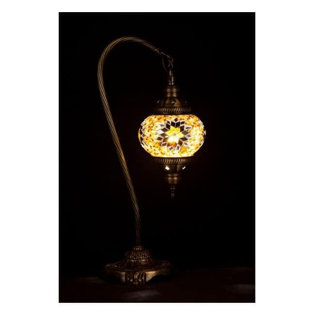 Lámpara Turca Kugu12 (amarillo)