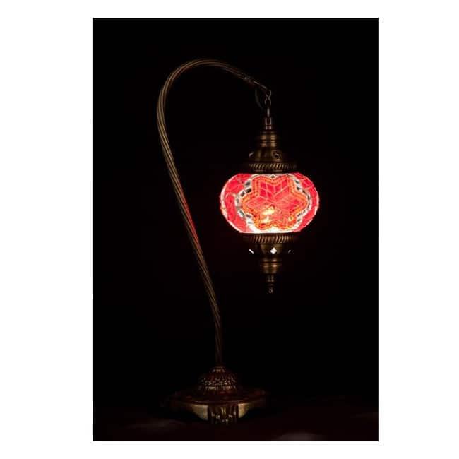 Lámpara Turca Kugu12 (rojo)