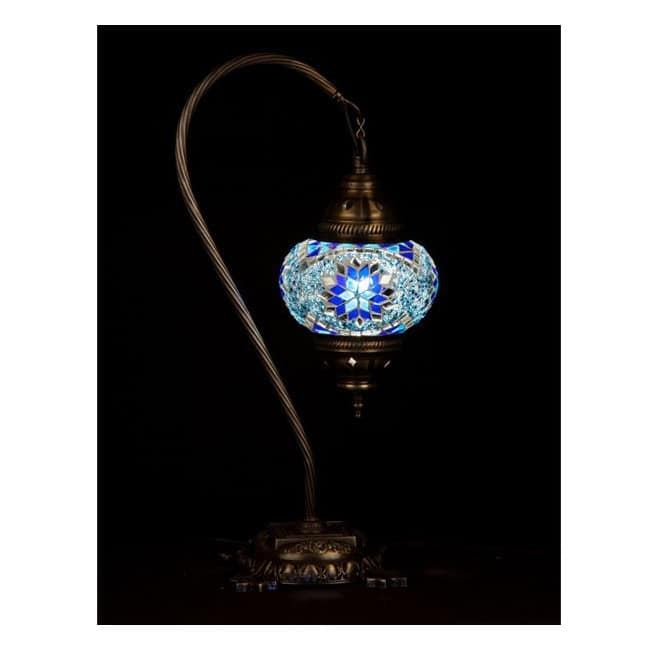 Lámpara Turca Kugu15 (azul)