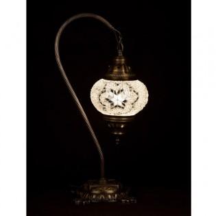 Lámpara Turca Kugu15 (blanco)