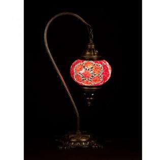 Lámpara Turca Kugu15 (rojo)