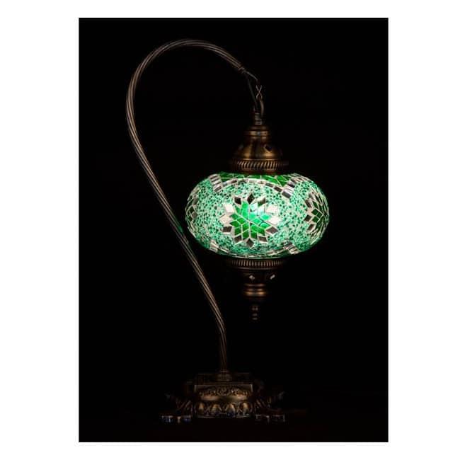 Lámpara Turca Kugu17 (verde)