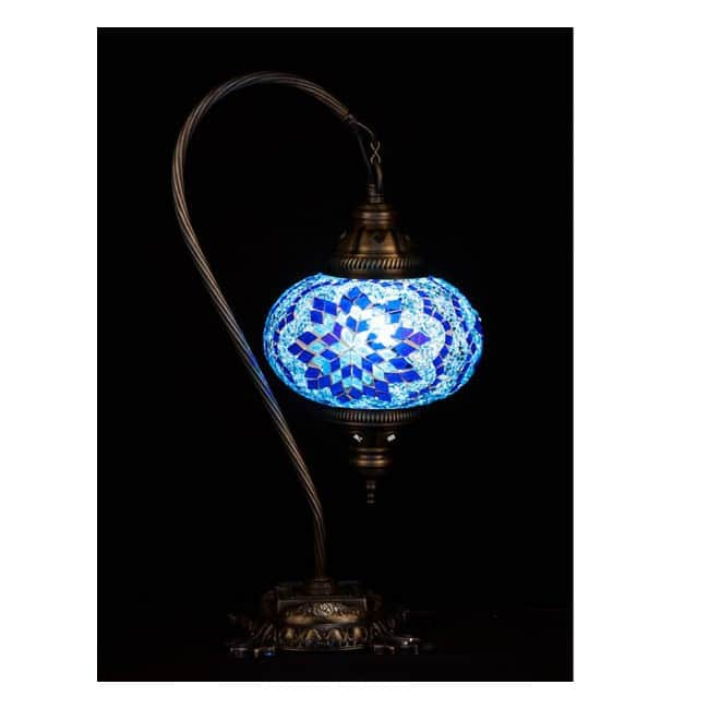Lámpara Turca Kugu17 (azul)
