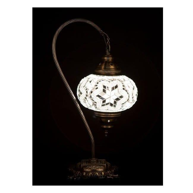 Lámpara Turca Kugu17 (blanco)