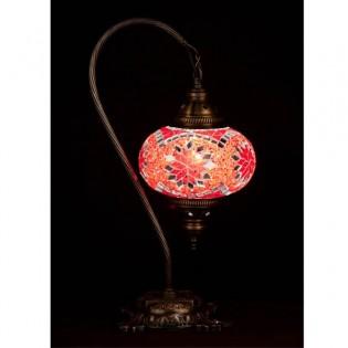 Lámpara Turca Kugu17 (rojo)