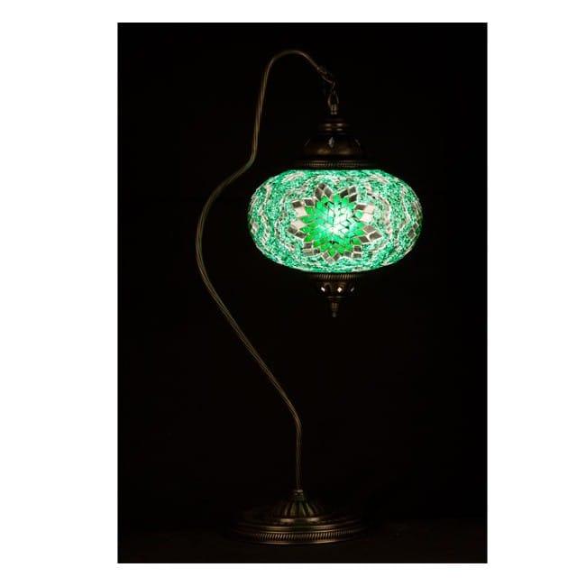Lámpara Turca Kugu24 (verde)