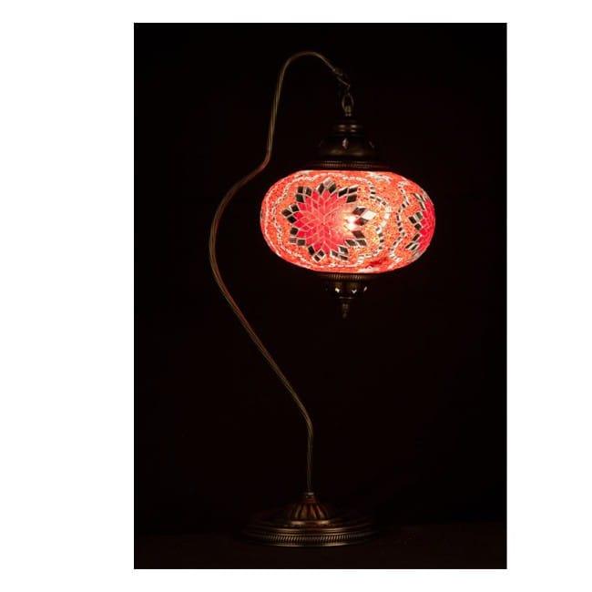 Lámpara Turca Kugu24 (rojo)