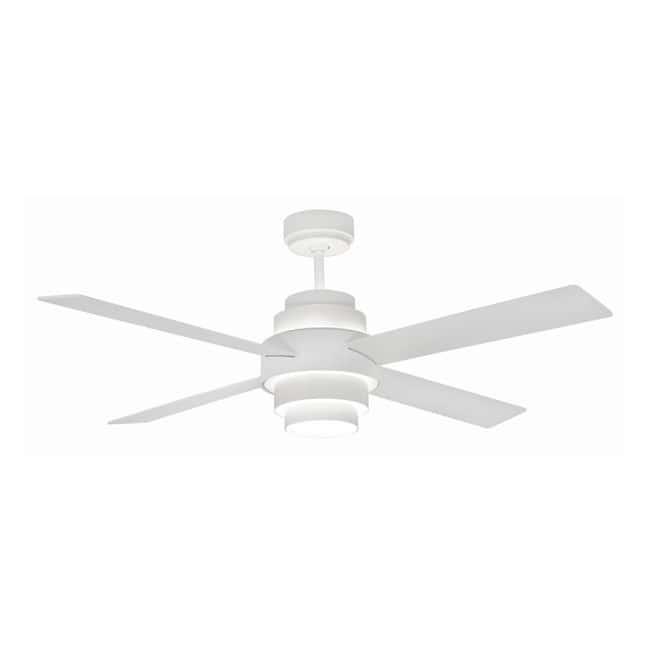 Ventilador con luz Led DISC (35W)